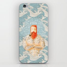 Sailor iPhone Skin