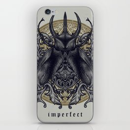 Imperfect iPhone Skin