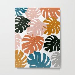 Tropical plant XIV Metal Print