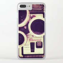 Third Eye Clear iPhone Case