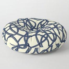 tangled Floor Pillow