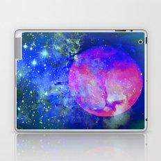 The Pink Moon Laptop & iPad Skin