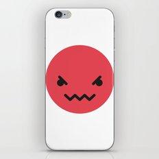 Emojis: Angry iPhone & iPod Skin
