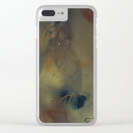 Uji Studies in Being-Time #3 Clear iPhone Case