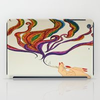 political iPad Cases featuring Political Views by Aries Art