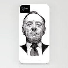 House of Cards - Francis Underwood iPhone (4, 4s) Slim Case