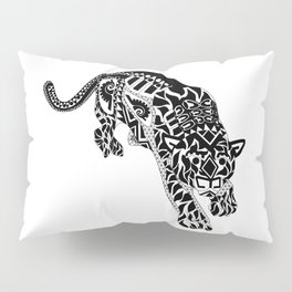 Señor Jaguar Pillow Sham