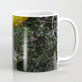Yellow fungus Coffee Mug