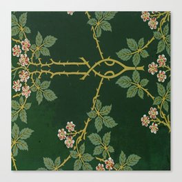 Art work of William Morris Canvas Print
