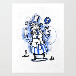 beeer Art Print