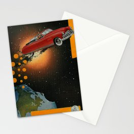 Let's Get the Fuck Outta Here Stationery Cards