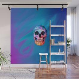 Celestial Skull Wall Mural