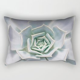 Succulant Photograph, cactus Wall Art Rectangular Pillow