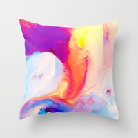 Genie Throw Pillow