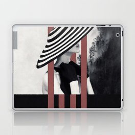Four lines ... Laptop & iPad Skin