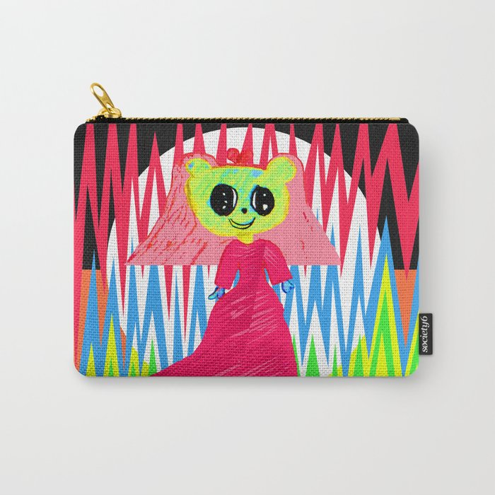 In Love | Kids Painting | by Elisavet Carry-All Pouch