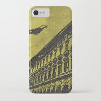 milan iPhone & iPod Cases featuring Milan 1 by Anand Brai