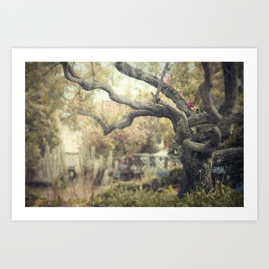 nice dream Art Print