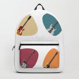 Guitar Picks Backpack
