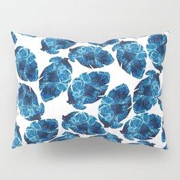 Ocean Leaves Pillow Sham