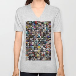 Cable Television Series Unisex V-Neck