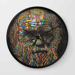 Evolved Wall Clock
