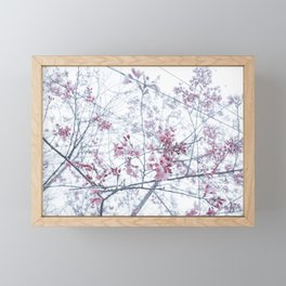 Cherry hills 2 Framed Mini Art Print