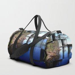Crisp early November day Duffle Bag