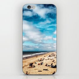 Manhattan Beach Summer iPhone Skin