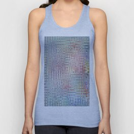 Abstract 137 Unisex Tank Top