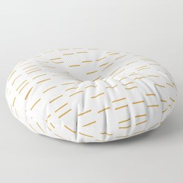 OCHRE LINE Floor Pillow