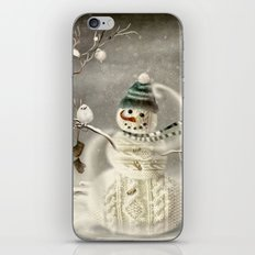 Christmas Time iPhone & iPod Skin
