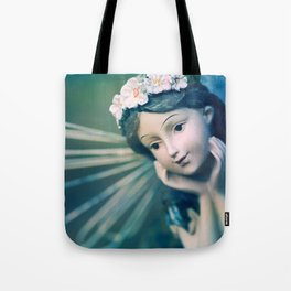 Daydreamer - Fairy Blue Tote Bag
