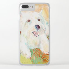 From the Highlands to the Islands Clear iPhone Case