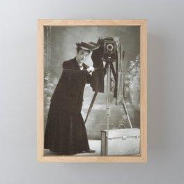 Jessie Tarbox Beals Framed Mini Art Print