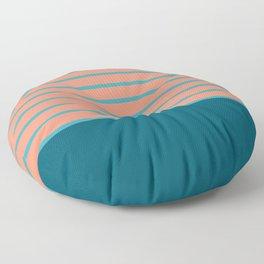 сhristmas tangerine. Floor Pillow
