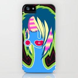 Lysergia iPhone Case