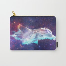 Dolphin's Galaxy Carry-All Pouch