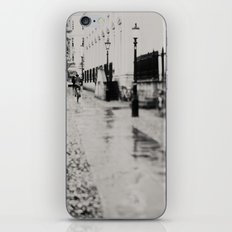 on the streets of cambridge ...  iPhone & iPod Skin