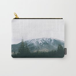 Mount Saint Helens V Carry-All Pouch
