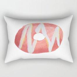 Donut Eat Rectangular Pillow