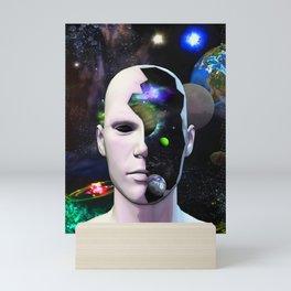 Secret Messages Reloaded Sci-Fi Fantasy Mini Art Print