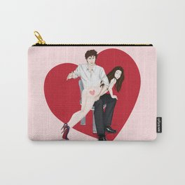 spanky panky (pink) Carry-All Pouch