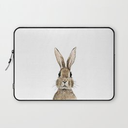 cute innocent rabbit Laptop Sleeve