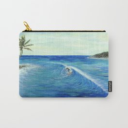 Old Hawaii 1 of 3 Carry-All Pouch