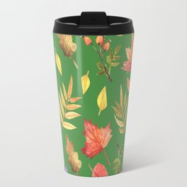 Leaves Are Falling This Fall Travel Mug
