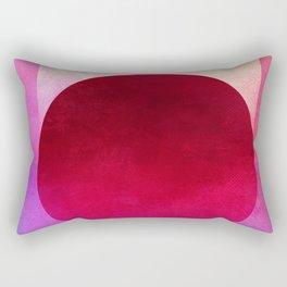 Circle Composition XII Rectangular Pillow