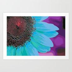 Flor 01 Art Print