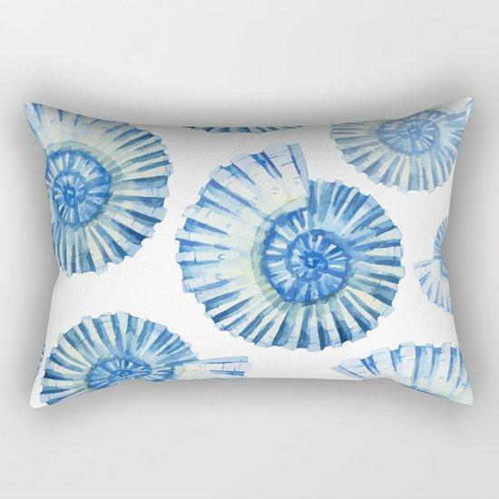 Sea Life Pattern 04 Rectangular Pillow