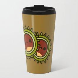 Cute Conkers Travel Mug